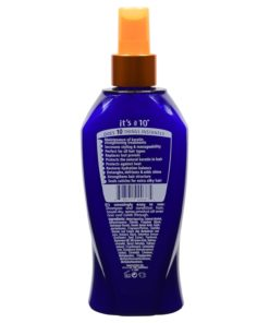It's a 10 Miracle Leave-In Plus Keratin 10 Oz.
