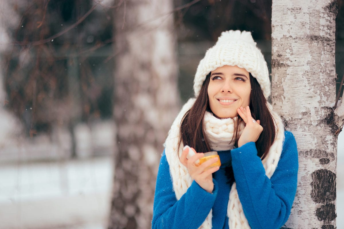 How to Take Care of Combination Skin in the Winter