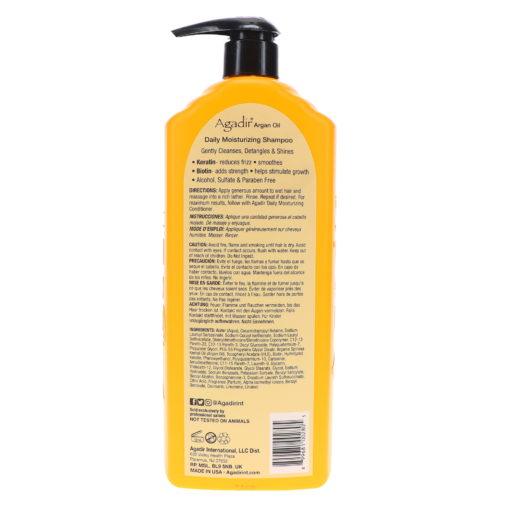 Agadir Daily Moisturizing Shampoo 33.8 Oz