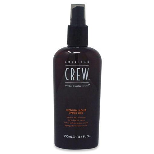 American Crew Medium Hold Spray Gel 8.4 Oz