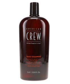 American Crew Daily Shampoo 33.8 Oz