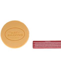 The Art of Shaving Shaving Soap Refill Sandalwood, 3.3 oz.