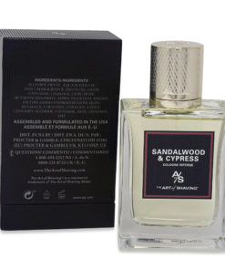 The Art of Shaving Sandalwood and Cypress Cologne 3.3 Oz