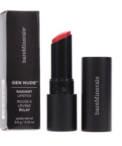 bareMinerals Gen Nude Radiant Lipstick XOX 0.12 oz