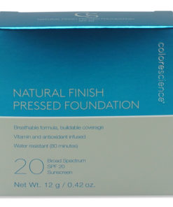 Colorescience Finish Pressed Foundation SPF 20 Medium Sunlight 0.42 oz.