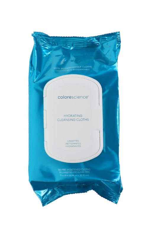 Colorescience Hydrating Cleansing Cloths 30 ct