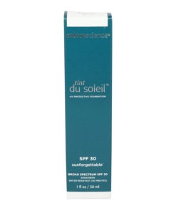 Colorescience Tint du Soleil SPF 30 UV Protective Foundation Deep 1 Oz
