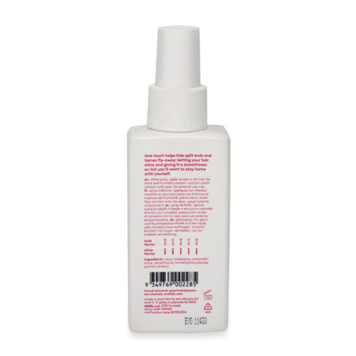EVO Love Touch Shine Spray 3.38 Oz