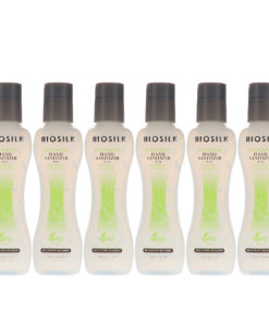 Biosilk Aloe Vera Hand Sanitizer 2.2 oz 6 Pack