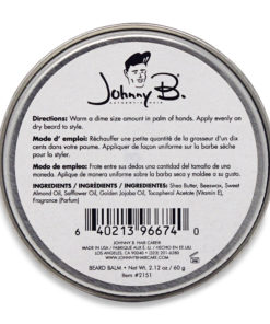 Johnnyb - Beard Balm 2.- 12 Oz