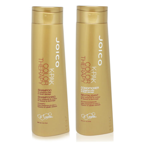 Joico K-Pak Color Therapy Shampoo and Conditioner 10.1 Oz Combo Pack