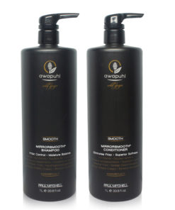 Paul Mitchell Mirror Smooth Awapuhi Wild Ginger Shampoo and Conditioner 33.8 oz. Combo Pack