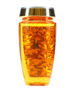 Kerastase Elixir Ultime Sublimating Oil Infused Shampoo Le Bain, 8.5 oz.