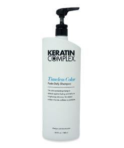 Keratin Complex Timeless Color Fade-Defy Shampoo, 33.8 oz.