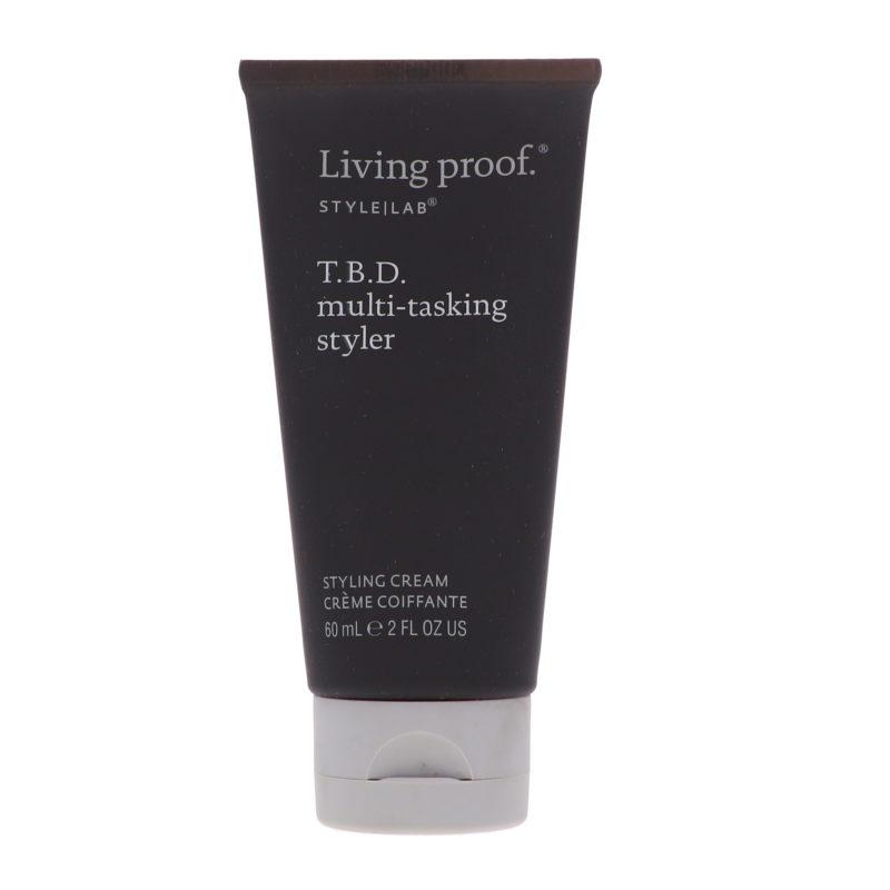 Living Proof T.B.D. Multi-Tasking Styler Styling Cream, 2 oz.