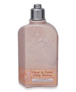 L'Occitane Cherry Blossom Body Milk 8.4 oz.