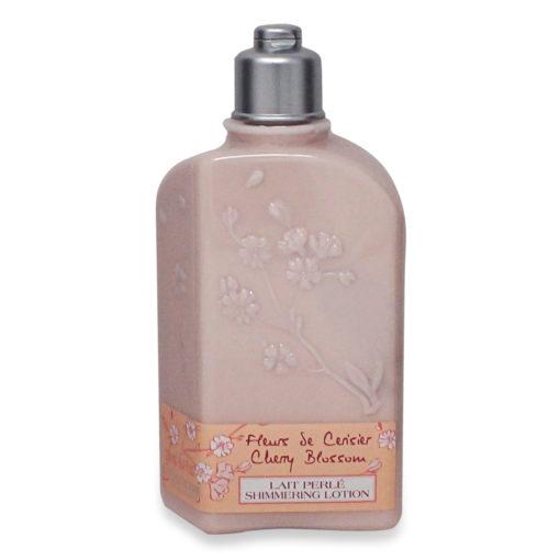 L'Occitane Cherry Blossom Body Milk 8.4 oz.