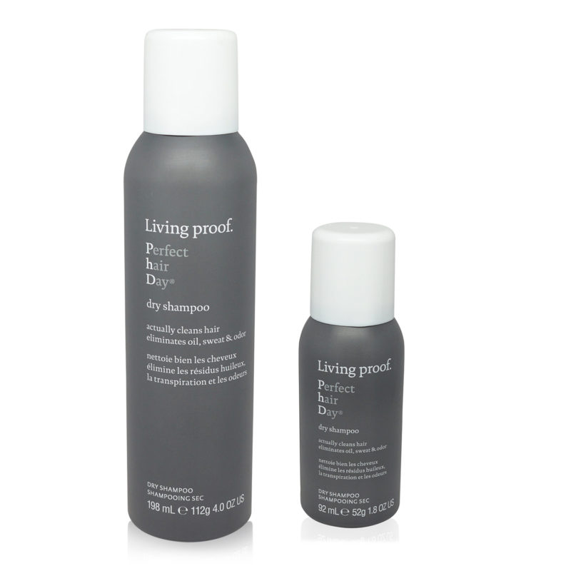 Living Proof Perfect Hair Day Dry Shampoo 4 oz. and 1.8 oz. Combo Pack