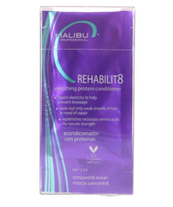 Malibu C Rehabilit8 Protein Conditioner 6 Pack 12ML