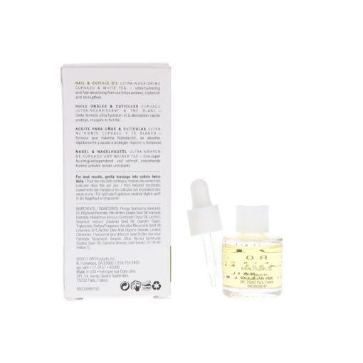 OPI ProSpa Collection, Manicure Nail & Cuticle Oil 0.25 oz