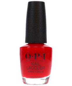 OPI Red Hot Rio NLA70, 0.5 oz.