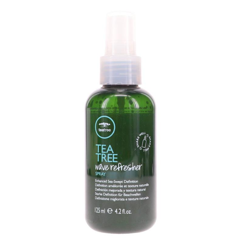 Paul Mitchell Tea Tree Wave Refresher Spray 4.2 Oz