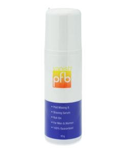 PFB Vanish Roll-on Shaving Gel 4 Oz
