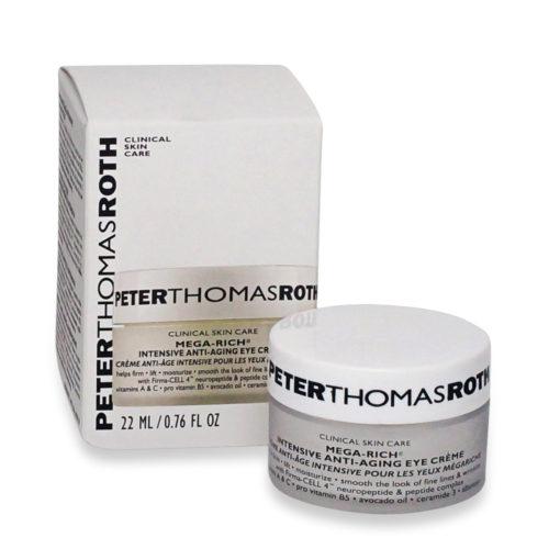 Peter Thomas Roth Mega Rich Intensive Anti Aging Cellular Eye Cream 0.76 oz.