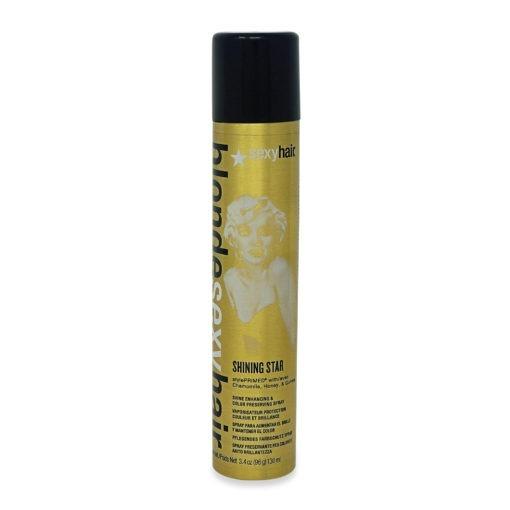 Sexy Blonde Sexy Hair Shining Star Spray 3.4 Oz