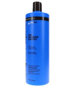 SEXYHAIR Curl Enhancing Shampoo, 33.8 oz.