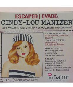theBalm Cindy Lou Manizer Bronzer 0.3 Oz