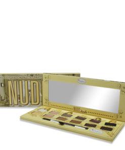 theBalm Nude 'Tude Naughty Eyeshadow Palette 0.382 Oz