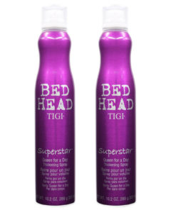 TIGI Bed Head Superstar Queen for a Day Thickening Spray 10.2 Oz - 2 Pack