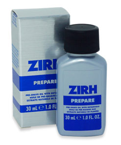Zirh Prepare Botanical Pre-Shave Oil, 1 oz.