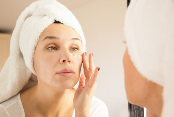 Skin Care for Age Spots