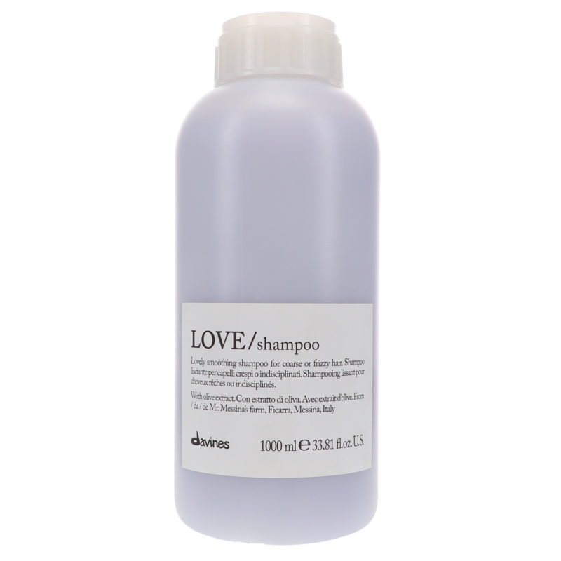 Davines LOVE Smoothing Shampoo 33.8 oz.