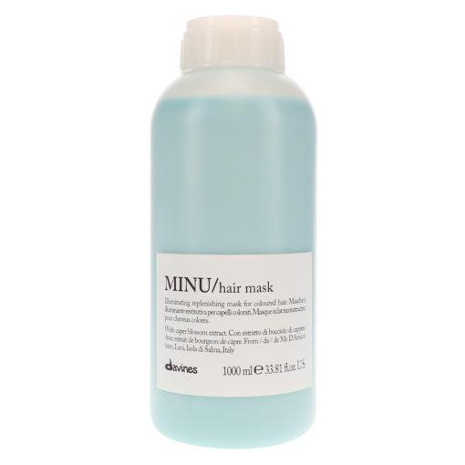 Davines MINU Illuminating Hair Mask 33.8 oz.