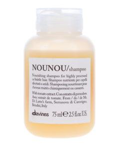Davines Nounou Nourish Shampoo 2.5 Oz