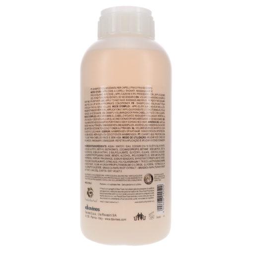 Davines VOLU Volume Enhancing Shampoo 33.8 oz.