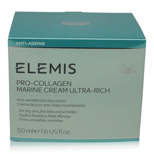 ELEMIS Pro-Collagen Marine Ultra Rich Cream 1.6 Oz