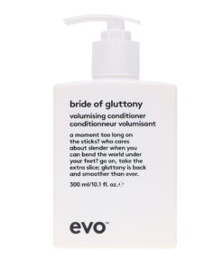 EVO Bride of Gluttony Volumising Conditioner, 10.1 oz.