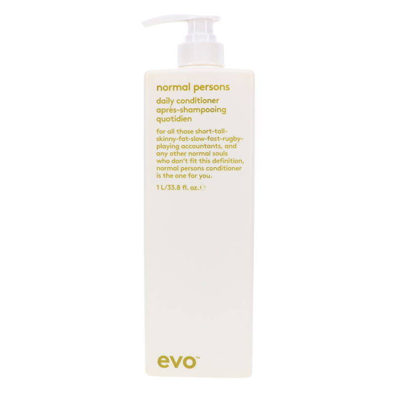 EVO Normal Persons Daily Conditioner 33.8 Oz