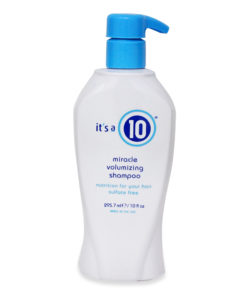 Its A 10 Miracle W Volumizing Shampoo 10 Oz