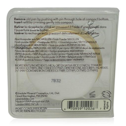jane iredale PureMatte Finish Powder Refill 0.35 Oz
