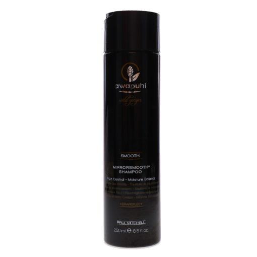 Paul Mitchell Awapuhi Wild Ginger Smooth Mirrorsmooth Shampoo 8.5 oz.