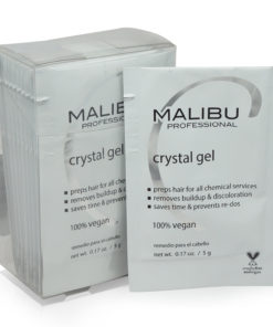 Malibu C Crystal Gel Normalizer (Box of 12) (5g Packet)