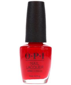 OPI Big Apple Red NLN25, 0.5 oz.