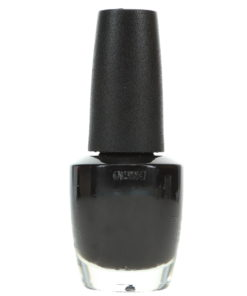 OPI Black Onyx NLT02 .5 oz.