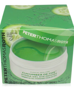 Peter Thomas Roth Cucumber De Tox Hydra Gel Eye Patches 60 pcs