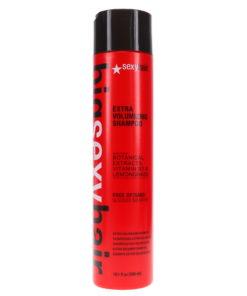 Sexyhair - Sulfate Free Extra Volumizing Shampoo - 10.1 Oz